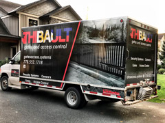Work truck wraps West Vancouver