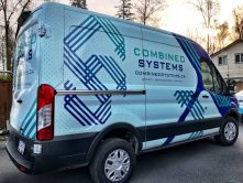 Combined Systems van wrap