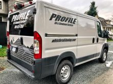 Profile van wrap