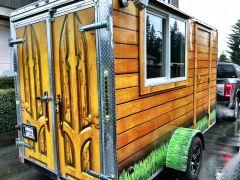 Squamish trailer wraps