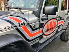 Kamloops jeep wraps