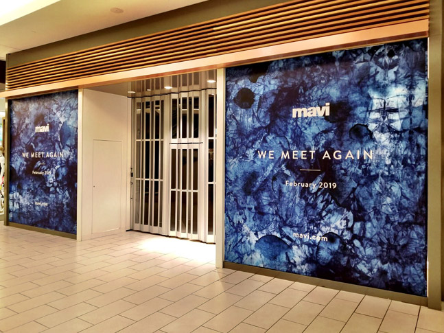 Mavi Wall Wrap