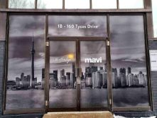 Mavi window wrap
