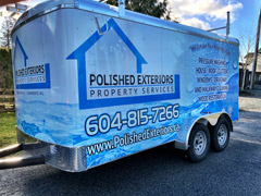Abbotsford trailer wraps