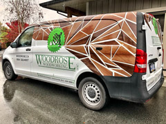 Business vehicle wraps in Abbotsford