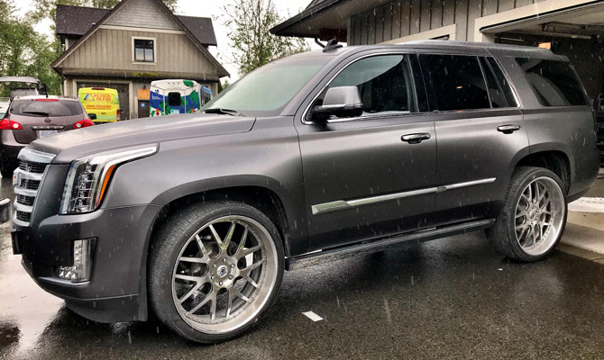 Personal car wraps in Pitt Meadows