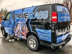 Richmond work van wraps