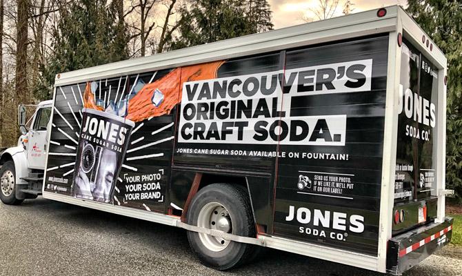 New West truck wraps