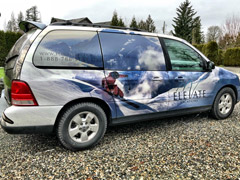 Abbotsford van wraps