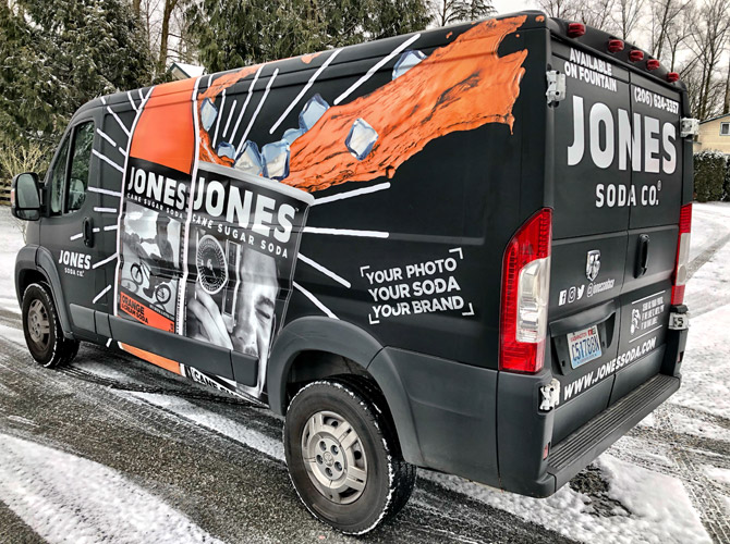 How does vinyl wrap hold up in the winter?