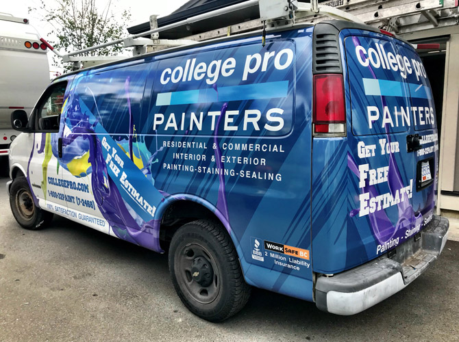 Benefits of Using a Vehicle Wrap to Advertise Your Business