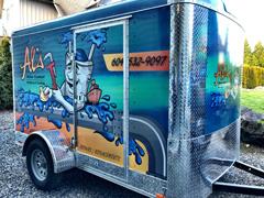 service trailer wrap