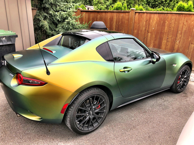 Car wrap trends for 2020