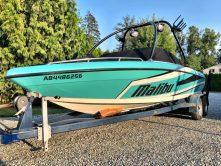 Malibu boat wrap