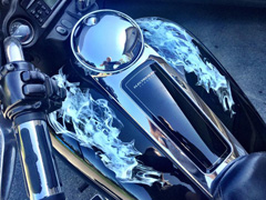 custom motorcycle wraps