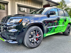 personal SUV wraps