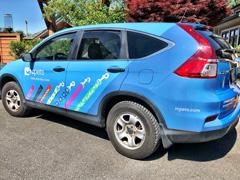 business SUV wraps