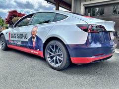 car wraps for realtors