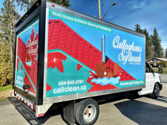 cube truck wraps