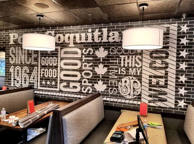 Wall wrap advertising benefits