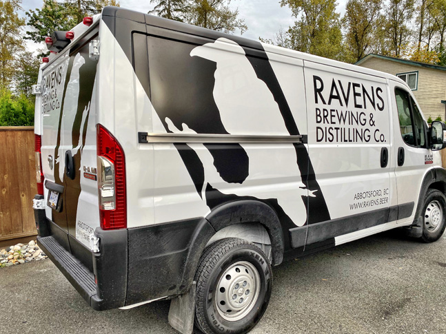 Ravens Brewing and Distilling