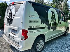 van fleet wraps