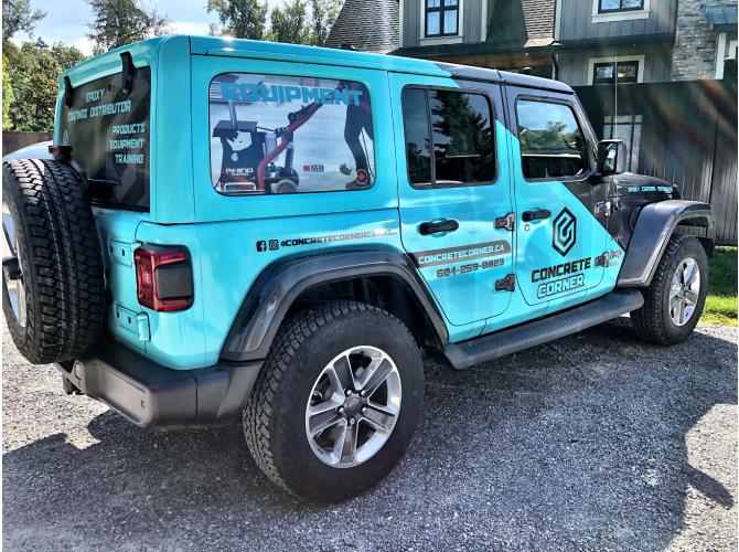 Maximize the Life of Your Car Wrap