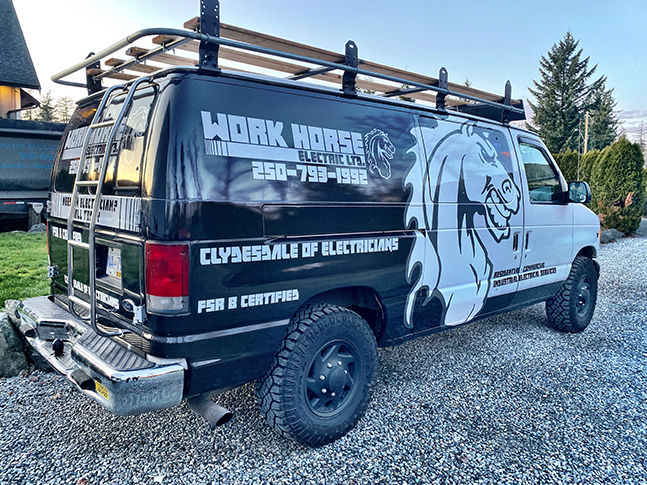 Work Horse Electric