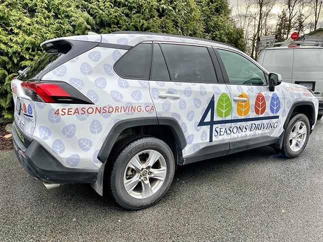 4 Seasons Driving