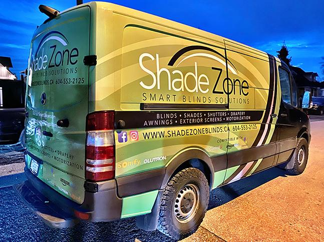 Shade Zone