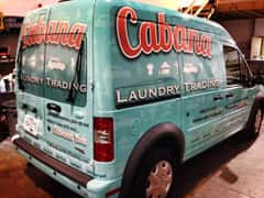 Cabana Full Vinyl Car Wrap