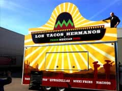 Tacos Vinyl Graphic Wrap